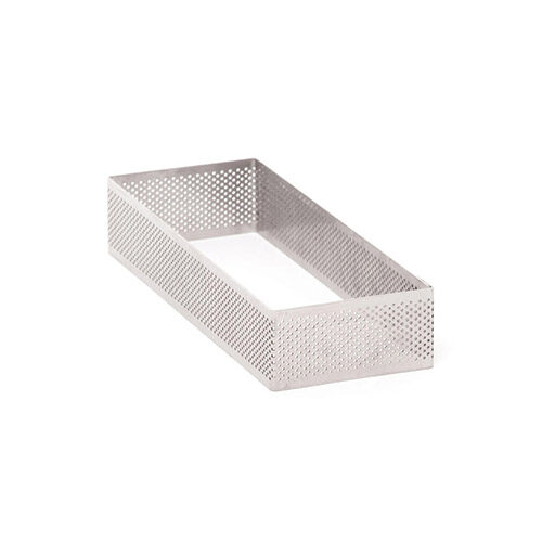 Pavoni micro perforated SS Band XF197035 RECTANGLE