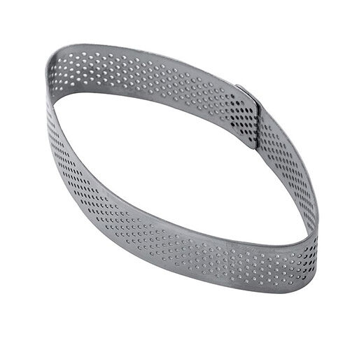 Pavoni micro perforated SS Band XF20 ECLIPSE