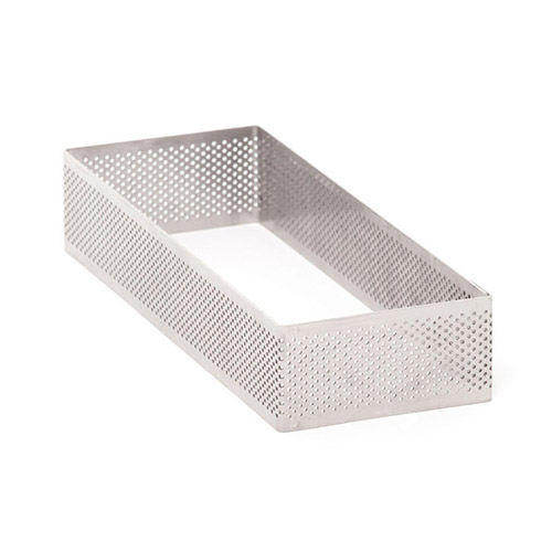 Pavoni micro perforated SS Band XF299035 RECTANGLE