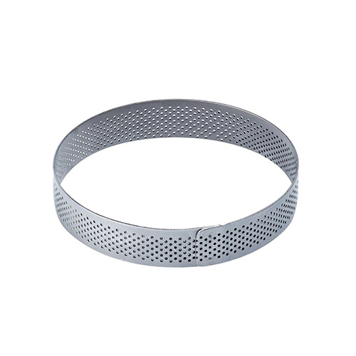 Pavoni micro perforated SS Band XF9020 ROUND