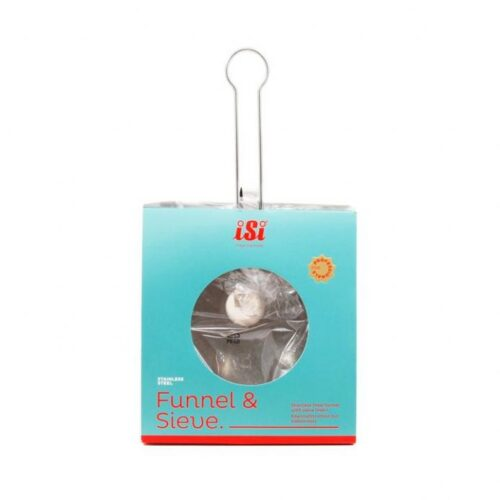 ISI Funnel & Sieve 15cm