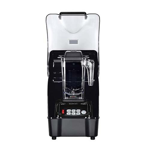 JTC Blender Commercial 3 HP 800AQ 1.5L With Omnishield Cover