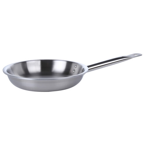 Avon Stainless Steel Frying Pan Tri Ply Induction Compatible