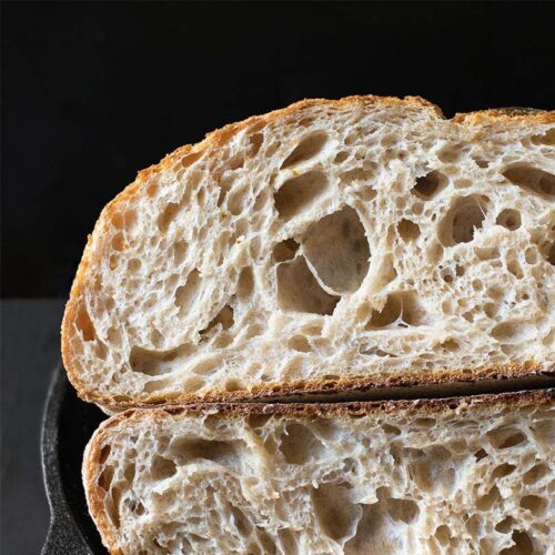 Basket Bread Proofing Oval 21x15x8cmH