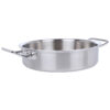 Avon Stainless Steel Professional Cookware Tri Ply Shallow Casserole
