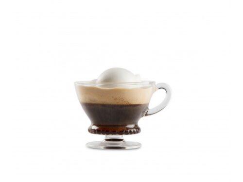 GLASS RETRO CUP 160/0059