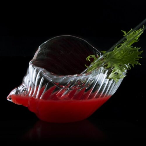 100%Chef Glass Sea Shell
