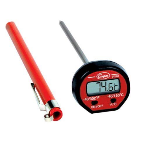Cooper Digital Pocket Test Thermometer DT300